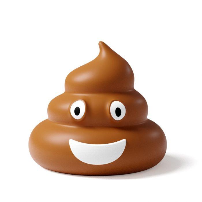 Squeezy poop